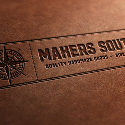 Makers South - Logo Mockup